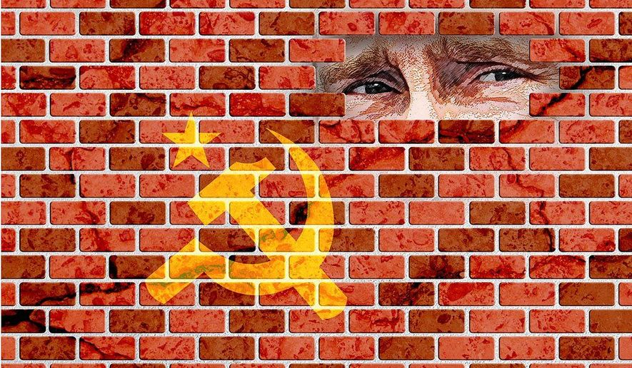 "How the ""Long Telegram"" explains Putin's Russia #WashTimesOpEd by Thomas Mason https://t.co/UgyeQySvuB"