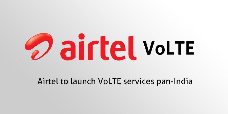 #AIRTEL TO #LAUNCH #VoLTE Dr Compliance  https:// goo.gl/GsChJP  &nbsp;  <br>http://pic.twitter.com/M6U0t2Z9Q0