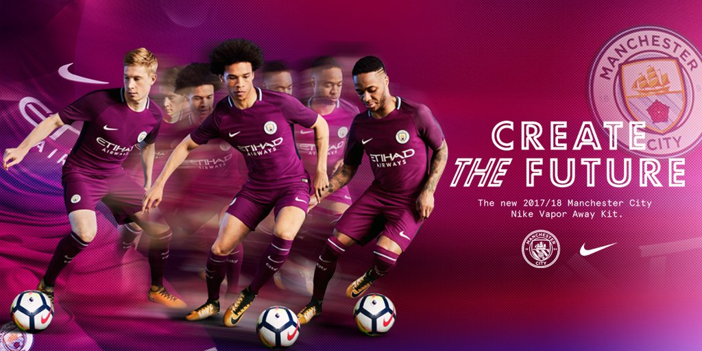 Create the future in the 2017 18 nike vapor away kit. available now ... c2c8cd11a