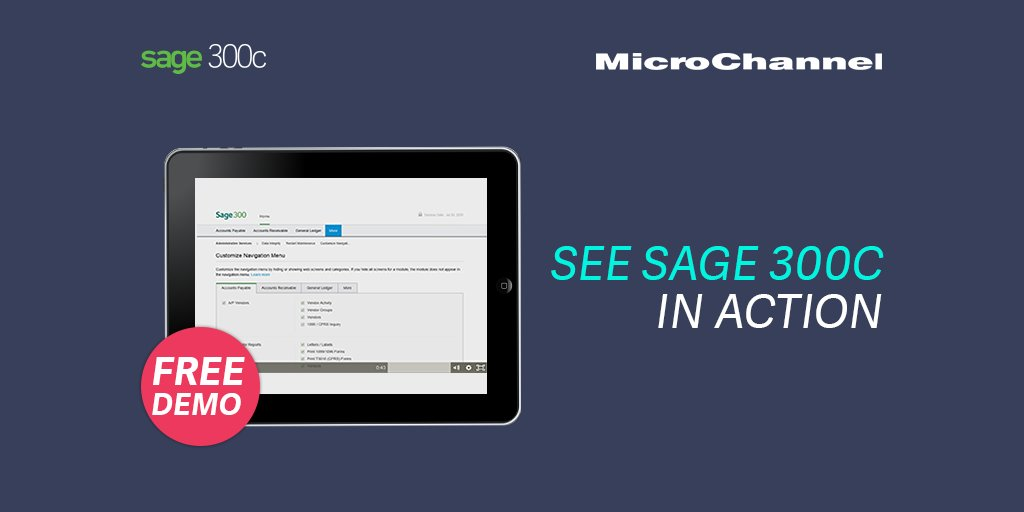 Maximise Productivity &amp; Efficiency with #Sage300c  http:// ow.ly/9dtg30dqpuF  &nbsp;    #tech #IT #business #SMB #SmallBusiness #SagePartner <br>http://pic.twitter.com/IRewOw1seA