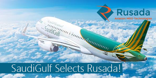 We are delighted to be working with @SaudiGulf_SGA on their replacement #aviation #mro technology project! https://t.co/MWvaykCQRx