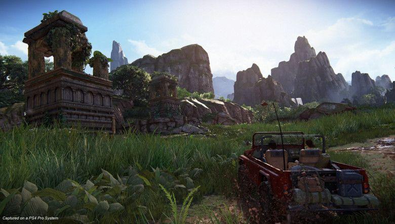 Uncharted: The Lost Legacy lets you live out your wildest John Mellencamp fantasy. venturebeat.com/2017/07/25/unc…