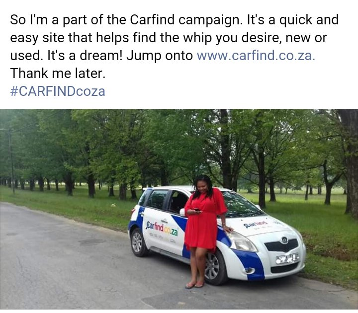 Hashtag Carfindcoza Sur Twitter