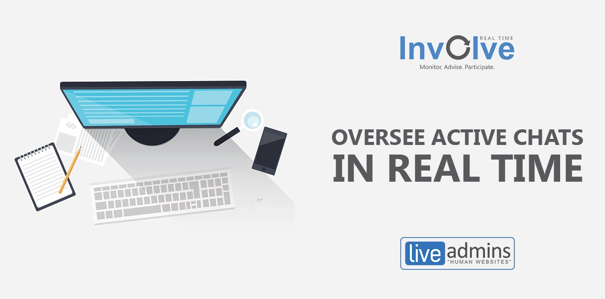 Get Involved and Sell More  http://www. liveadmins.com/involve/?utm_s ource=Twitter&amp;utm_medium=Social&amp;utm_campaign=LAInvolve &nbsp; …  #LiveChat #CustomerService #CustomerExperience #BusinessIntelligence #Technology #CX<br>http://pic.twitter.com/gHcqELtRGX