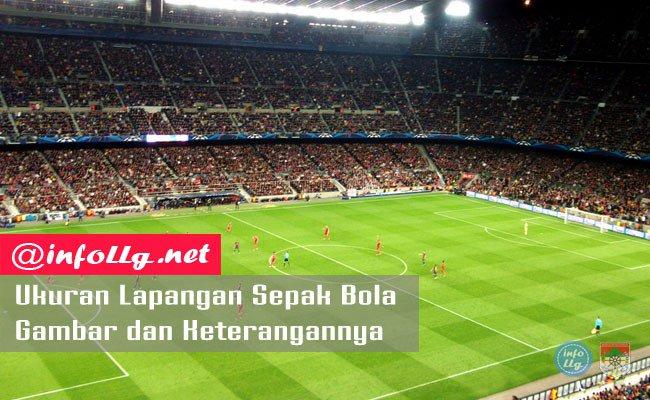 Uzivatel Info Lubuk Linggau Na Twitteru Ukuran Lapangan Sepak Bola Beserta Gambar Dan Keterangannya Terlengkap Https T Co Gjtzabgm1j