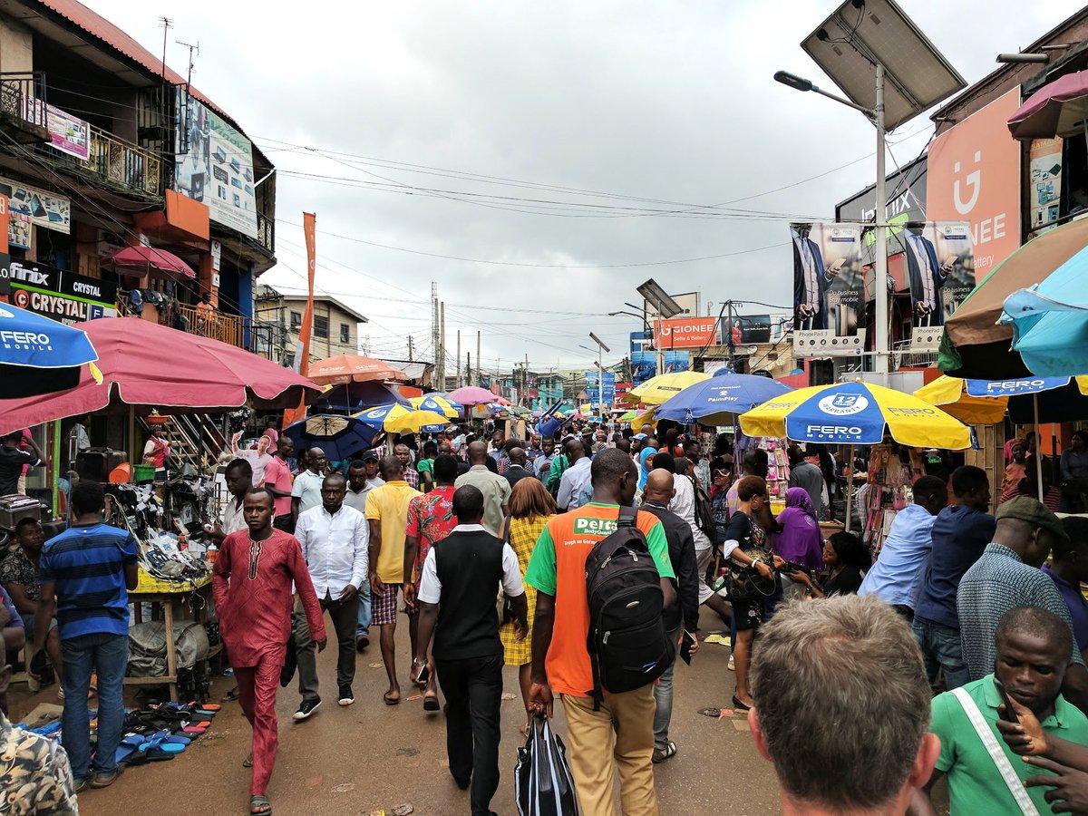 Hello from Lagos! #GoogleforNigeria