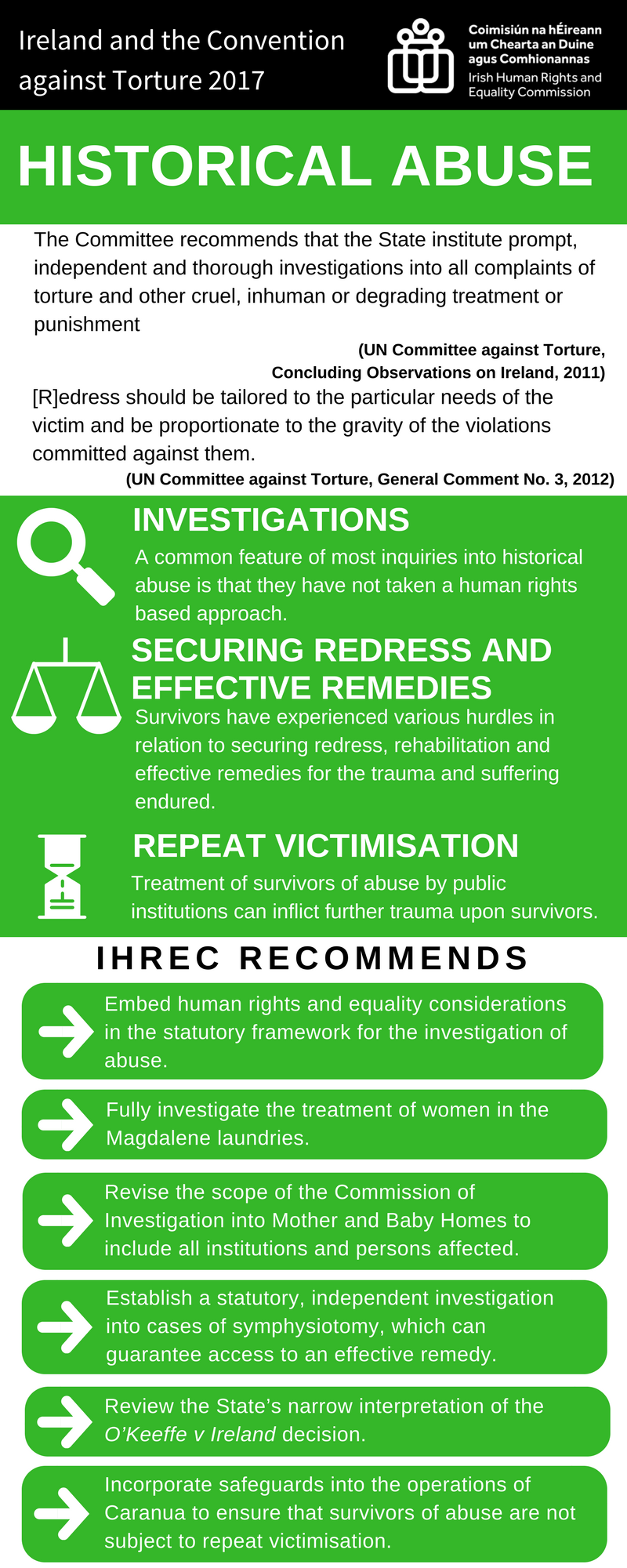 Access to redress & rehabilitation for victims of historical abuse is raised in our #UNCAT #TortureCtte report. https://t.co/mlpDYcbQ31 https://t.co/Ls5EDWQ2iO