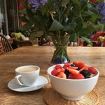The perfect summer breakfast. #mrdthethermalcook #strawberry #blackberries #raspberries #blackcurrant #blueberry https://t.co/N1qMXVvKyJ