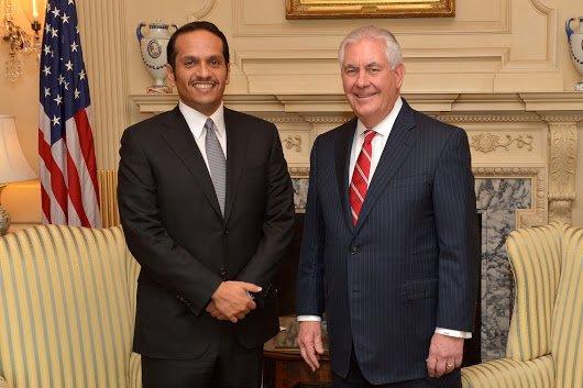 #Qatar Thurs: Sheikh Mohammed bin Abdulrahman bin Jassim Al-Thani to meet with UNSG @antonioguterres @CBSNews