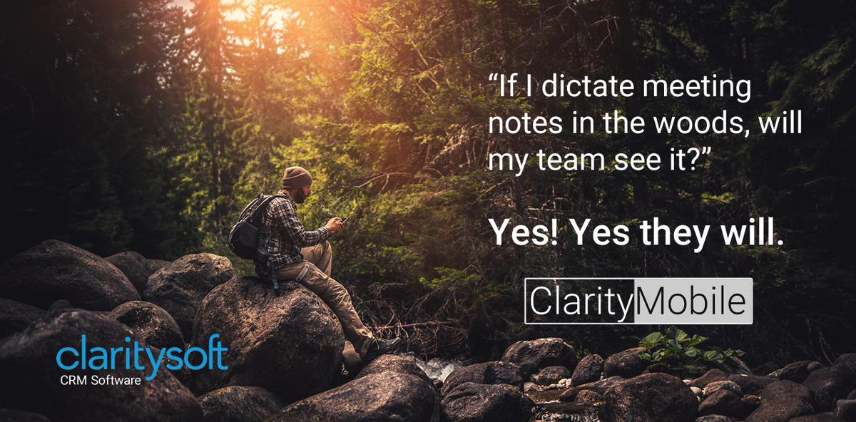 claritysoft hashtag on Twitter