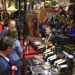 It's all happening on the TORQ stand @RideLondon #PrudentialRideLondon #ReasonToRide