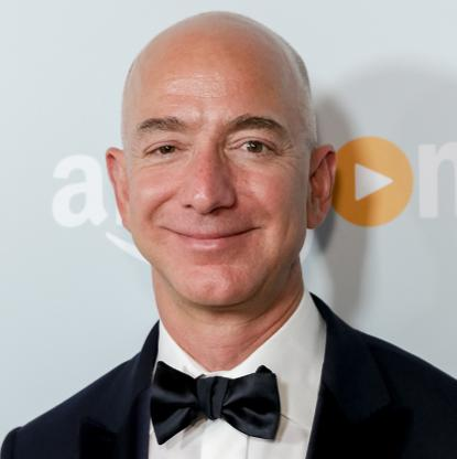 Jeff Bezos became the world's richest person for the first time today, overtaking long-time king Bill Gates https://t.co/67Gex0Enl0