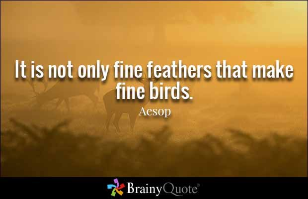 It&#39;s said that birds of a feather flock together, then who are your #friends? Feeling #gratitude @DrDeniseMD @marshawright #quotes #success<br>http://pic.twitter.com/QvRU3U5Ect