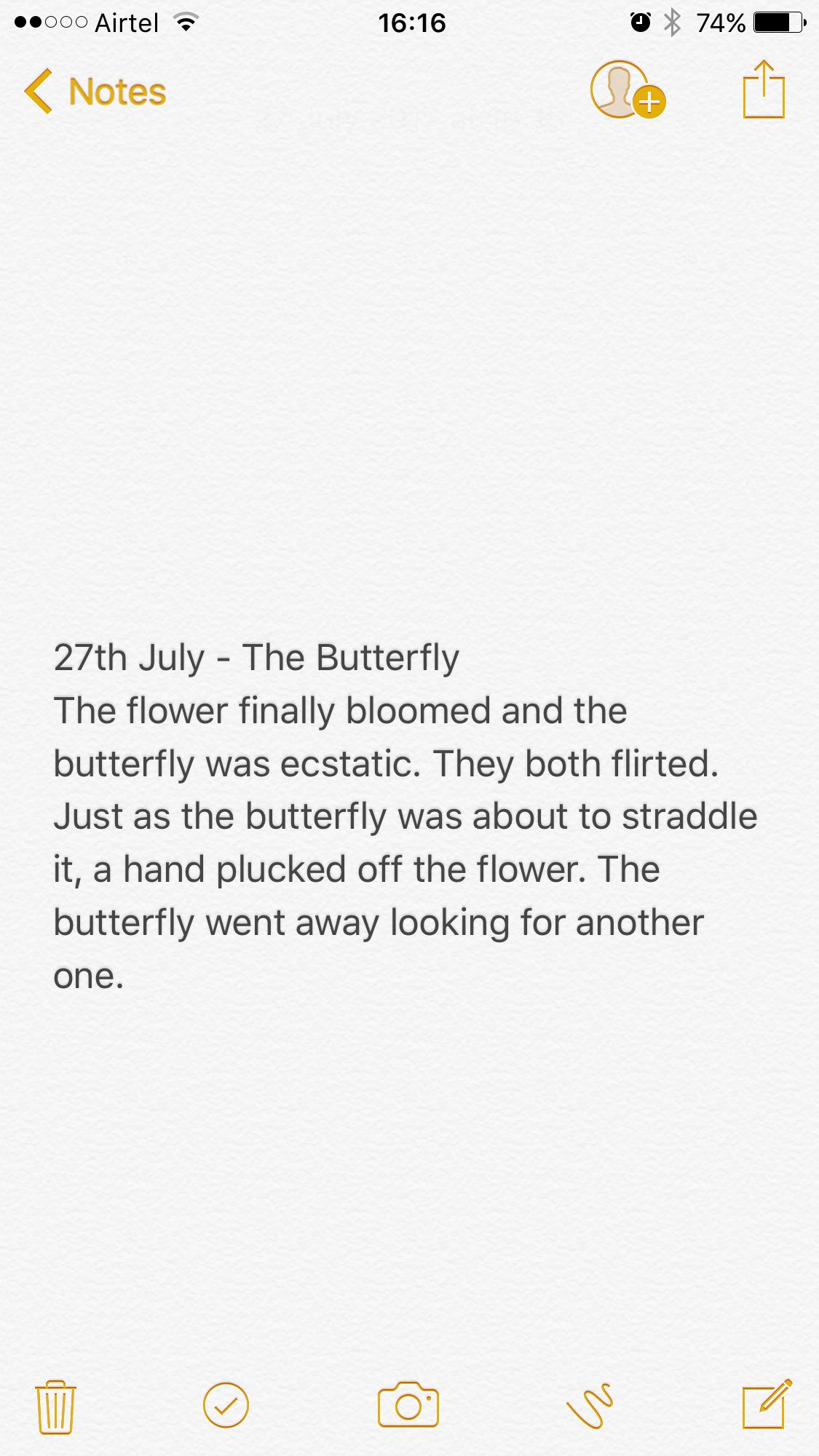 #Tiniature #tinystories #microstories #tinytales #amwriting #BeingAuthor https://t.co/Yb8JGtty2j