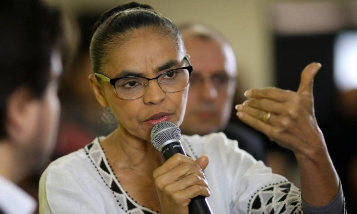 Para Marina Silva, governo aumenta imposto para comprar voto na Câmara. https://t.co/vIiZKrKNO6