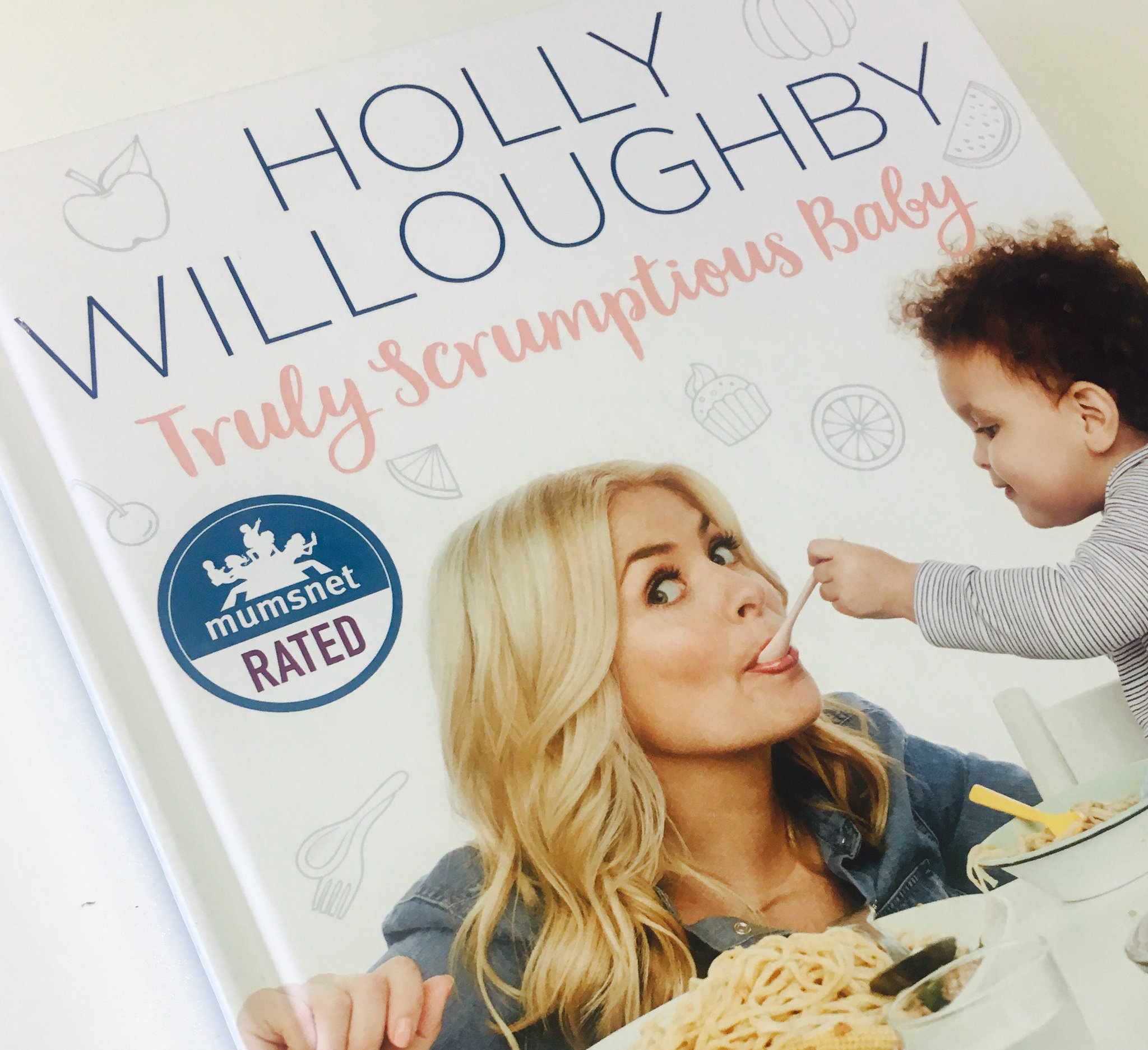 Thrilled that #TrulyScrumptiousBaby has been given the official Mumsnet seal of approval! Thank you @MumsnetTowers x https://t.co/wsZtgykPOw
