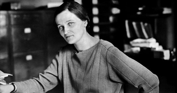 Advice to the young from pioneering astrophysicist Cecilia Payne, who discovered the composition of the universe  https://t.co/1QcdoWToBG