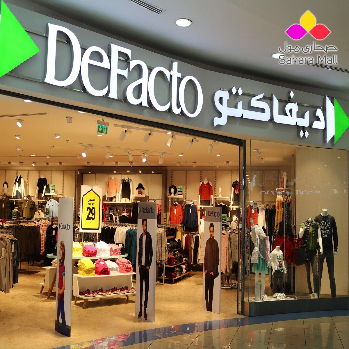 "Sahara Mall صـ ـحـ ـا ر ى مول الرياض on Twitter: ""ديفاكتو صحارى مول 👗👒👛  #صحارى_مول #مولات_الرياض #فعليات_الرياض… """
