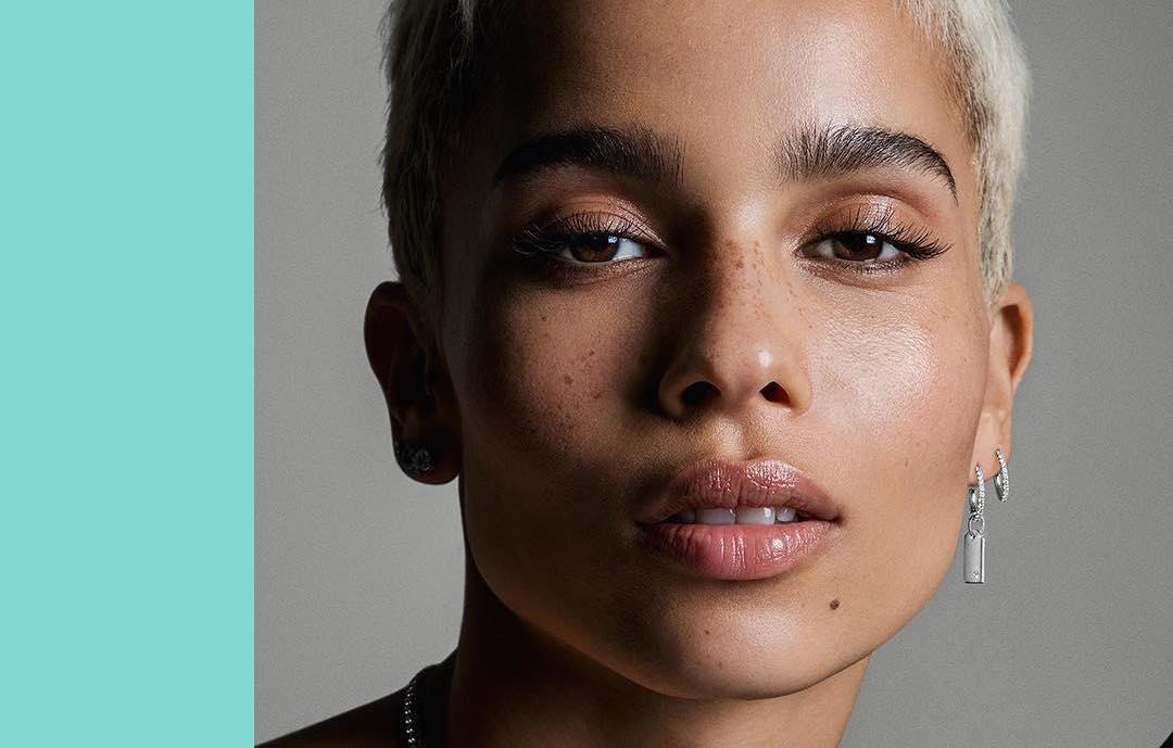 Congrats @ZoeKravitz on your new campaign with @TiffanyAndCo you beautiful human you https://t.co/rA5bbGVpCQ https://t.co/zmodgDin2I