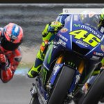 Hi, @MotoGP ... good choice for your home page! ;) @Petrux9 @ValeYellow46 @marcmarquez93 at @ttcircuitassen  @pramacracing