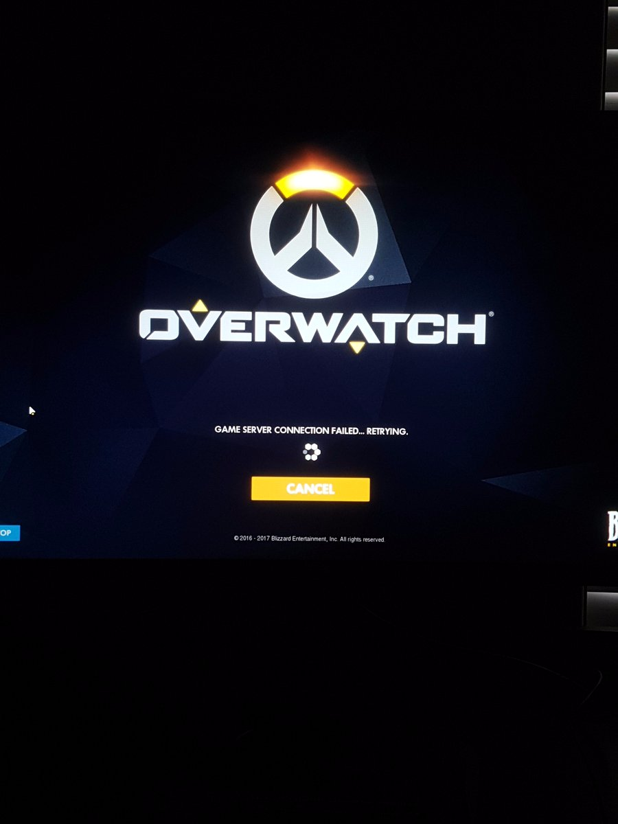 Troubleshooting Overwatch Connection Problems on Consoles ...