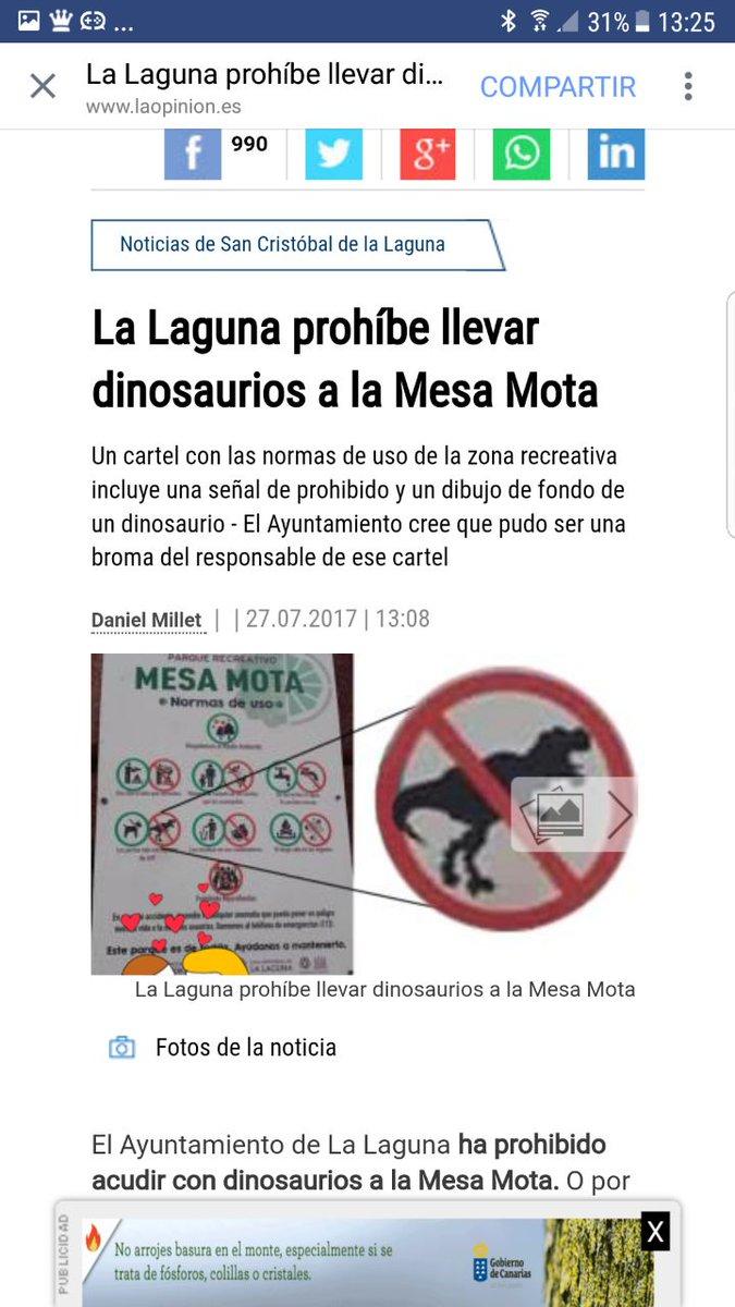 #WTF nivel Ayuntamiento de La Laguna