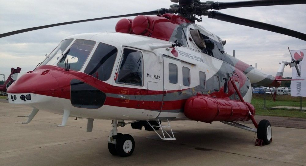 'Flying #Kalashnikov': Russia's new #Mi171А2 chopper is set to be a big seller abroad https://t.co/mpnBiCJcrd