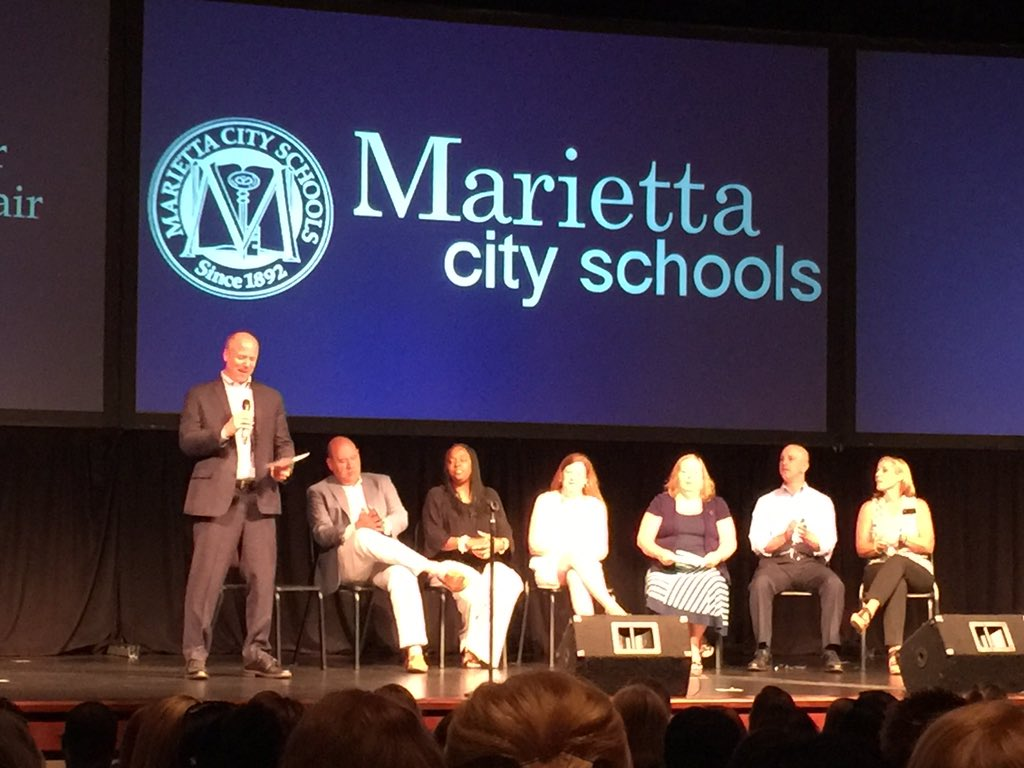 Our wonderful @MariettaCitySch #BOE. #Back2School <br>http://pic.twitter.com/9VjYu6v5Qa