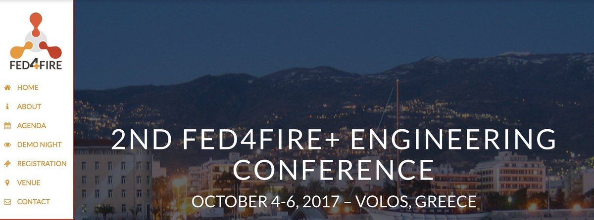 test Twitter Media - The 2nd @Fed4Fire Engineering Conference #2FEC on 4-6/10 in #Volos, Greece https://t.co/3eCwWRLxxl #5G #EaaS #IoT https://t.co/BD3ZWniXi0