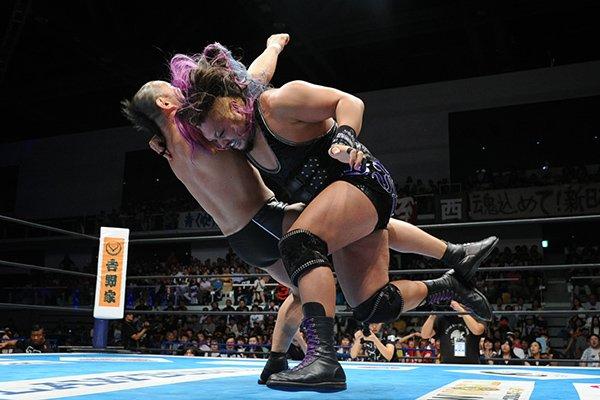 """NJPW: Resultados """"G1 Climax 27 Día 8"""" 27/07/2017 Kenny Omega cae ante Michael Elgin 5"""