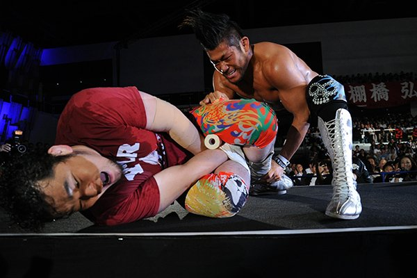 """NJPW: Resultados """"G1 Climax 27 Día 8"""" 27/07/2017 Kenny Omega cae ante Michael Elgin 4"""