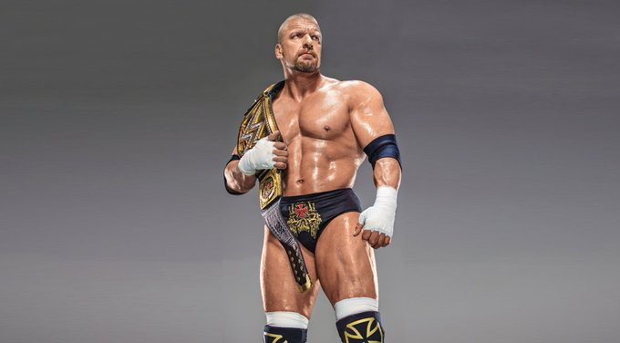 Happy Birthday to Triple H.
