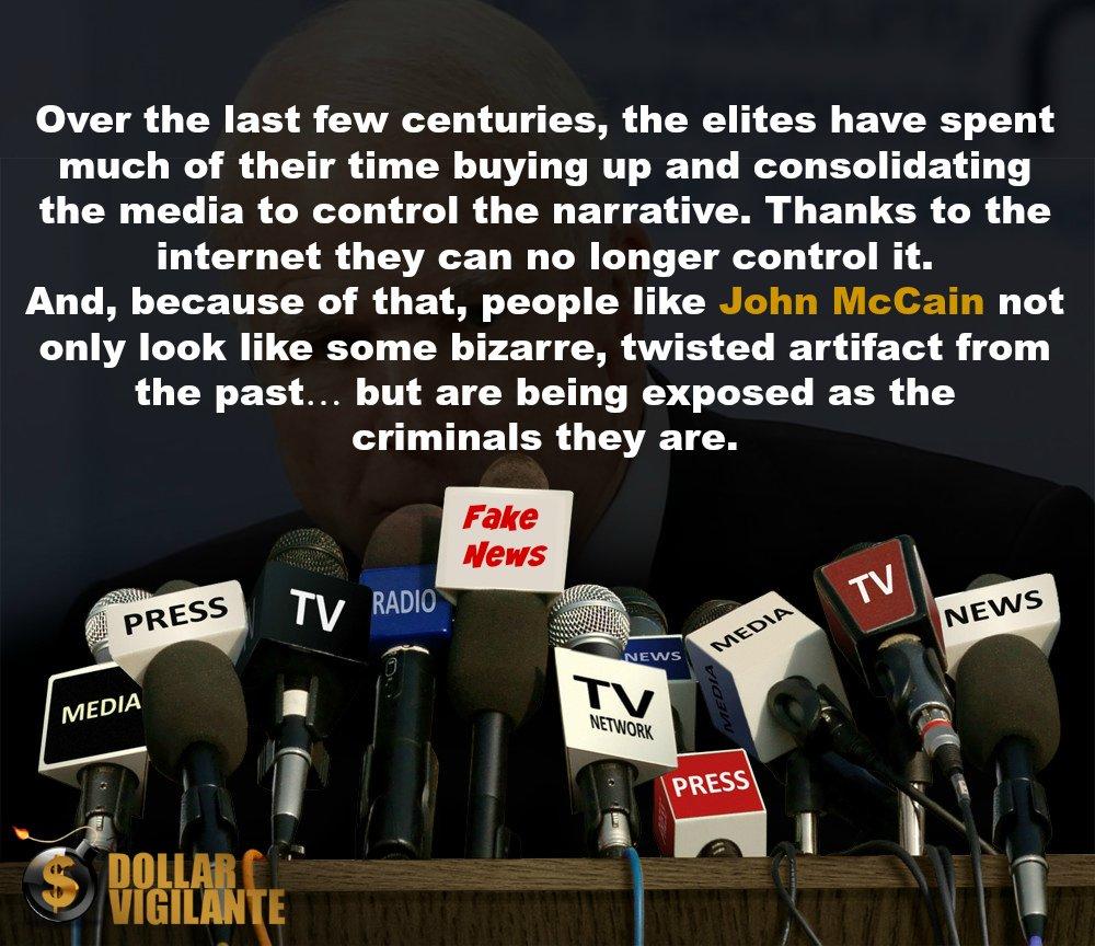 Expose the Criminals. #Media #Politics  https:// dollarvigilante.com/2tt  &nbsp;  <br>http://pic.twitter.com/Let9TsKT3T