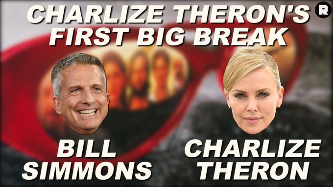 Happy birthday to Charlize Theron! Listen as she recounts her first big break on \The Podcast.\
