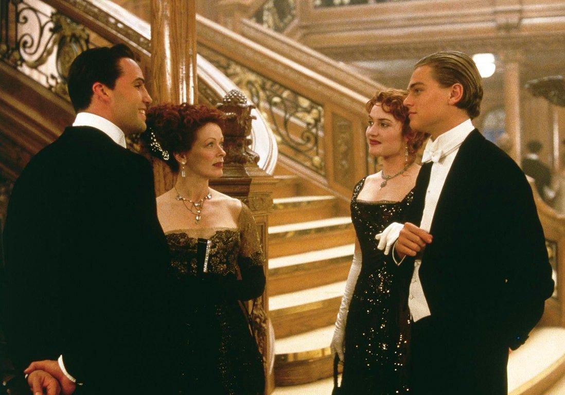 #People Titanic : les retrouvailles de Jack, Rose et Cal vingt ans après https://t.co/xjsKrHItEN