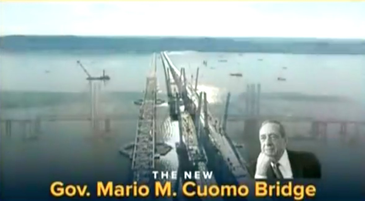 Gov. Cuomo sets opening date for new Tappan Zee Bridge next month https://t.co/uxs1MiIkMF