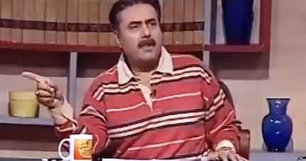 Khabardar With Aftab Iqbal - 27th July 2017 - Comedy Show thumbnail