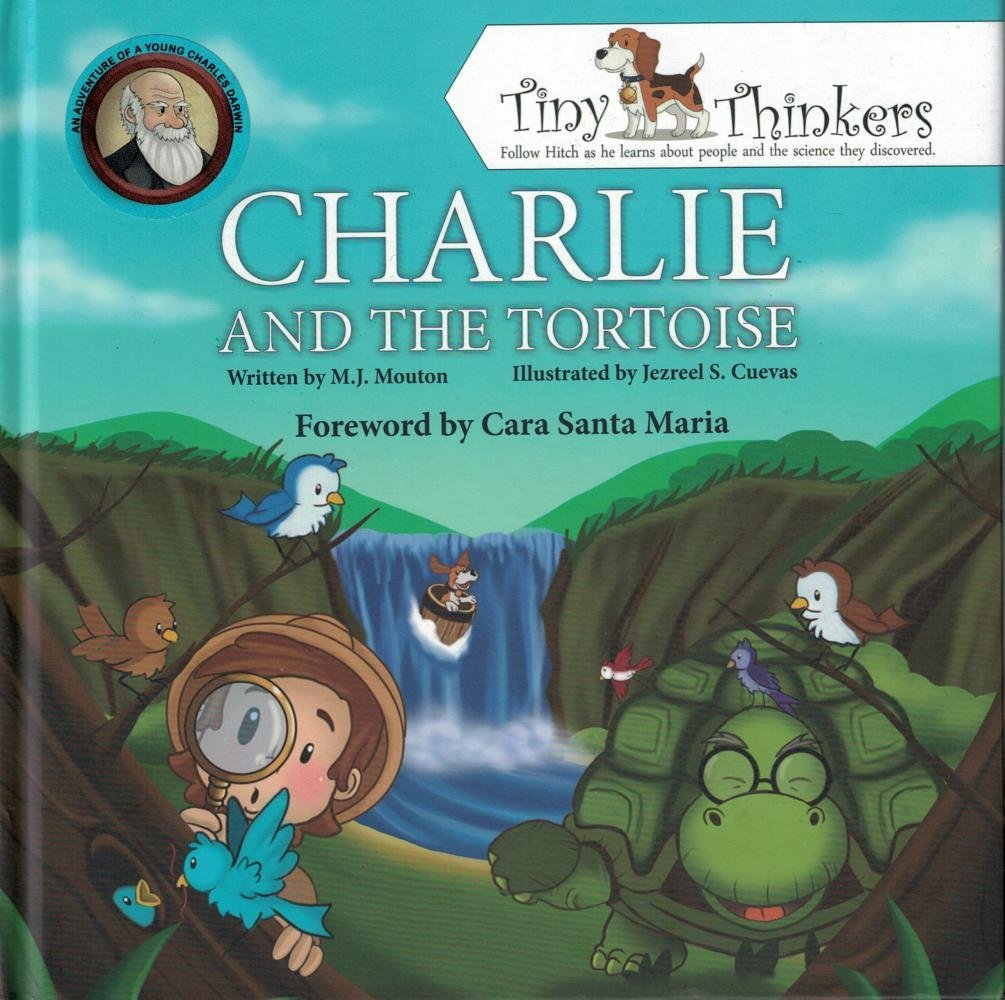 Get a @CaraSantaMaria Signed copy of Charlie and the Tortoise. #Science for kids 1-8   https:// squareup.com/market/talk-ne rdy/item/tiny-thinkers-charlie-and-the-tortoise &nbsp; …  #Evolution #STEM #Education <br>http://pic.twitter.com/0UpcGE8fPd