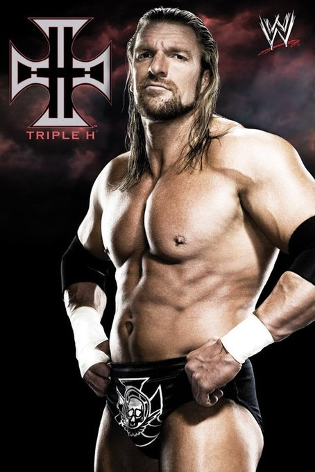 Happy 48th Birthday Triple H!