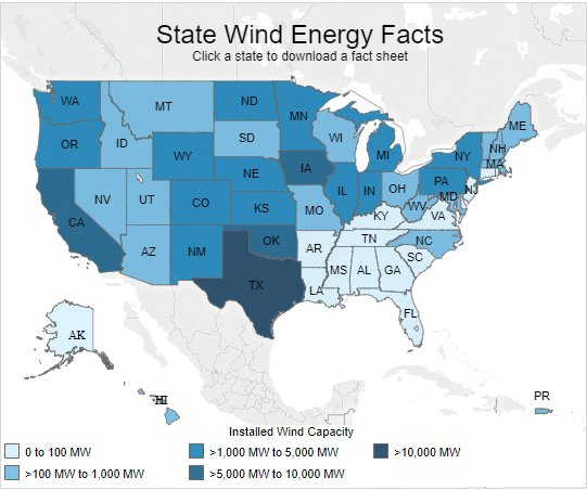 Wind Farms In Oklahoma Map.Robert Fanney On Twitter Oklahoma To Build World S Second Largest