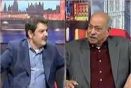 Khara Sach with Mubashir Lucman  – 27th July 2017 - Panama Case Ka Faisla thumbnail