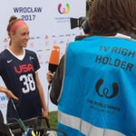 """It looks great."" World Games opener sheds light on #lacrosse's Olympic prospects: https://t.co/VqteKgQJhR"
