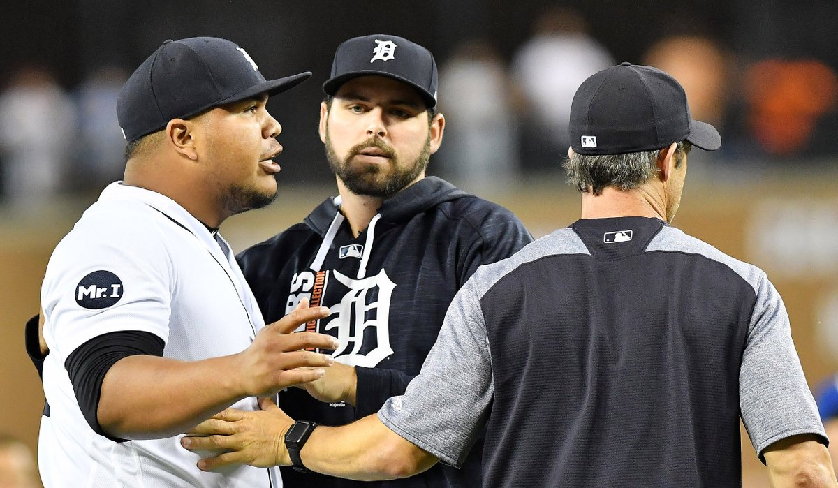Video: Highlights of the Tigers' 16-2 loss against K.C. Detroit opens three-game series against the Astros Friday. https://t.co/pCCmbWnpBm