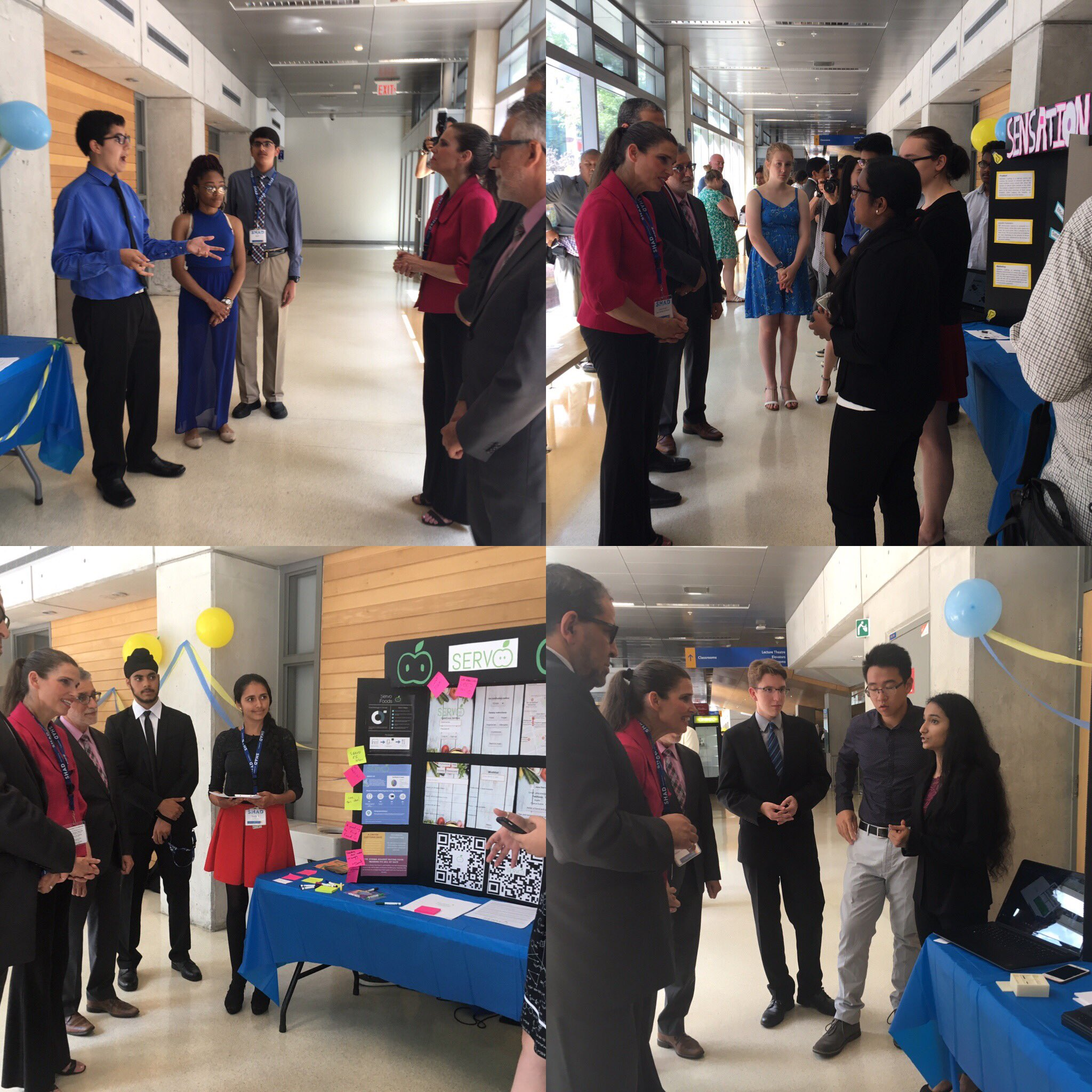 @ScienceMin engaging w/#SHADOpen students about 'How might Canadians meaningfully reduce their #energyfootprint?' @RyersonSci @SHADnetwork https://t.co/w0rAy2Dcd3