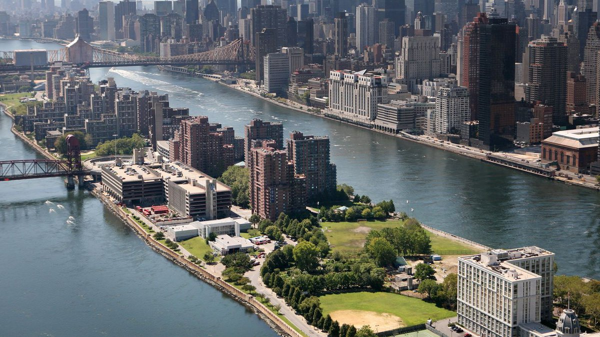 How cool is this? How New York&#39;s #Roosevelt Island Sucks Away Summer Trash Stink     http:// buff.ly/2uZE93a  &nbsp;   <br>http://pic.twitter.com/4WwkfQT7oV