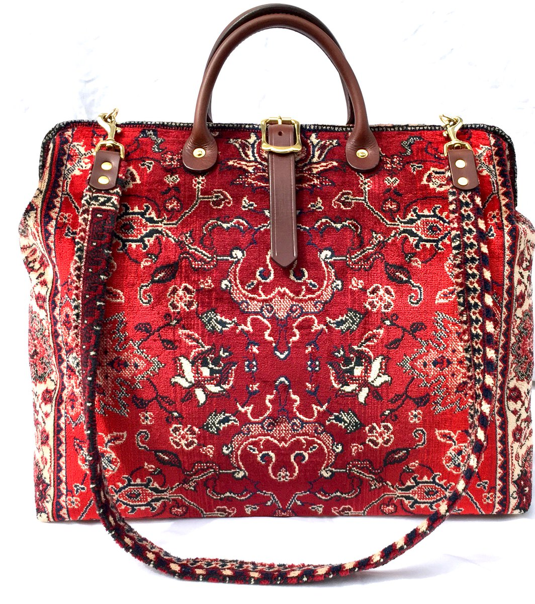 Have you seen the Carpet and Leather #Travel Bags from @CarpetBagsUK yet? #Bags #Holidays <br>http://pic.twitter.com/ljfrQcij8D &gt;&gt;  http:// carpetbagsofengland.co.uk  &nbsp;