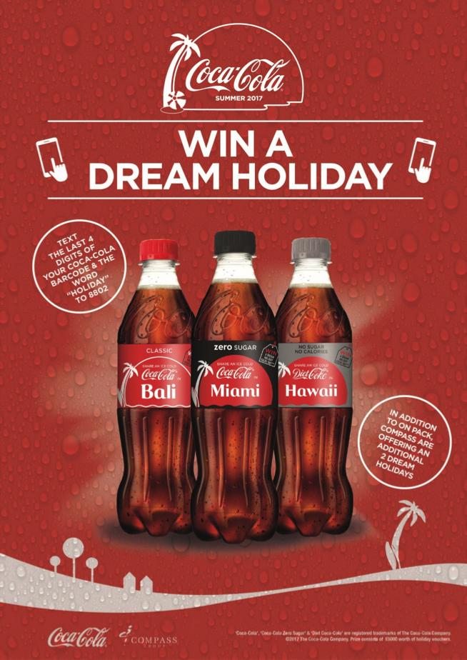 Coca cola win code
