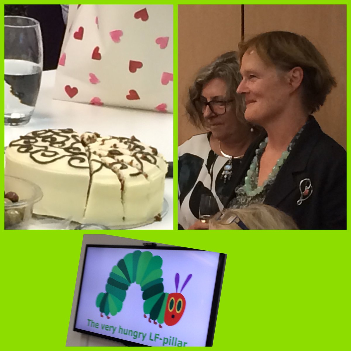 @LF4HE marks the considerable contribution of @ProfFionaRoss with small thanks - you will be much missed &amp; often called #LFLead <br>http://pic.twitter.com/dLsVCcqa51