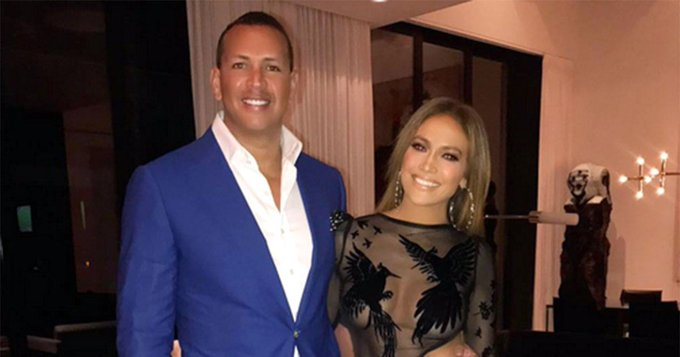 Jennifer Lopez Wishes a Happy Birthday to A-Rod, the \Man Who Makes My Heart Skip a Beat\
