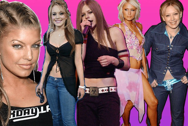 Early '00s trends that are primed to make a comeback (whether we like it or not) https://t.co/Rtrm8fsDVP https://t.co/b14usdG8iy